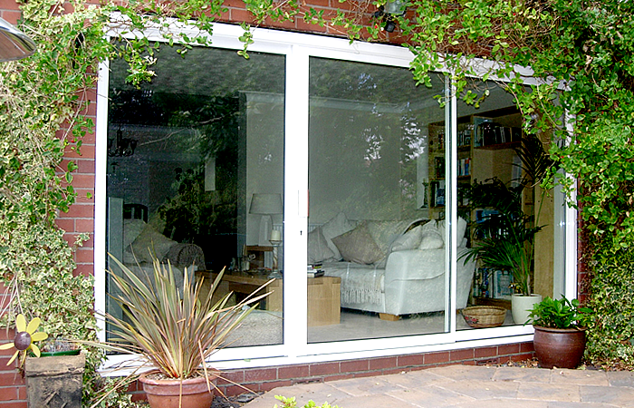 Pate Lever Windows Patio Doors