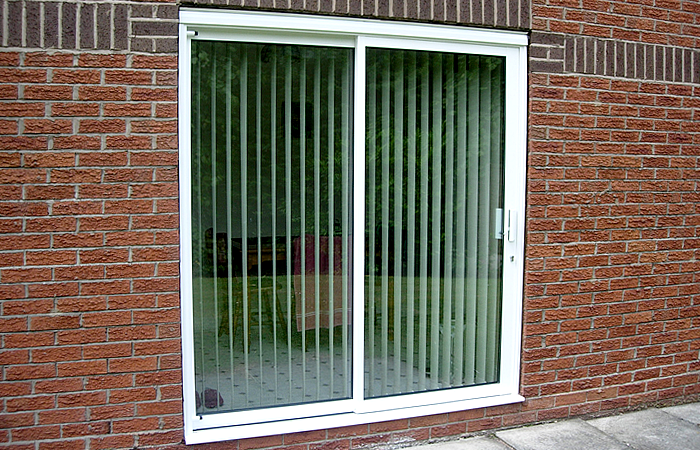 Venting Patio Doors pate & lever windows | patio doors