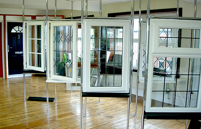 Pate Amp Lever Windows Showroom